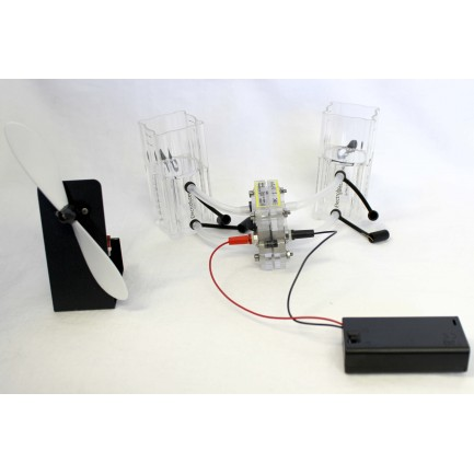 Fuel Cell Science Fair Kit