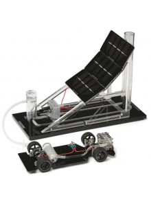 Fuel Cell Concept Car & Gas Station